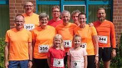 Gruppenbild Loccumer Volkslauf 2019©Turn-und Sportverein Estorf-Leeseringen