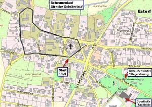Schülerlauf 1 km Runde